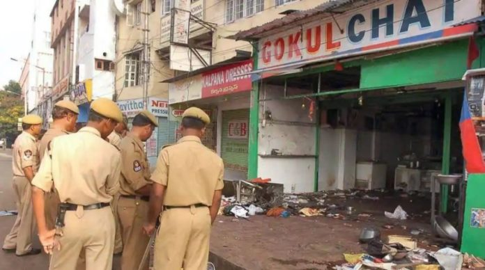 Hyderabad twin blasts case: Two get death sentence, one life term