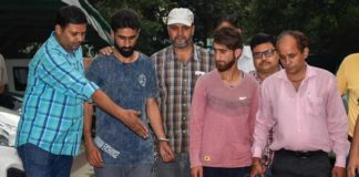 Two suspected ISJK terrorists arrested near Red Fort