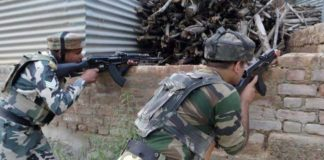 J&K: 3 militants killed in encounter with security forces