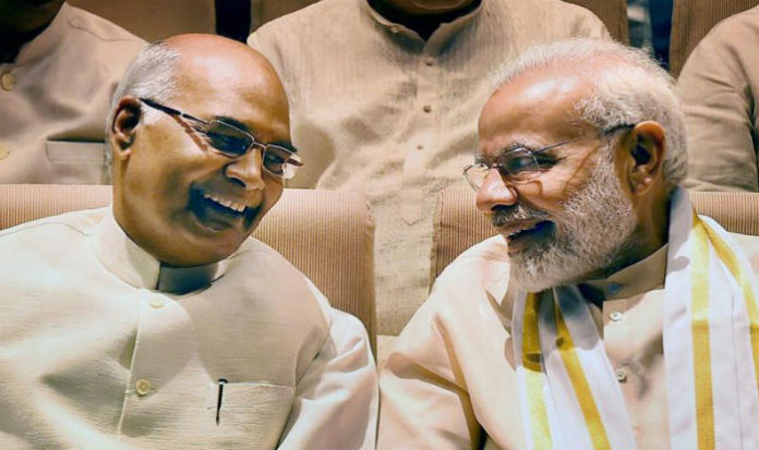President Kovind, PM Modi extend Janmashtami greetings