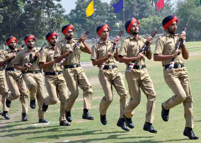 Head constable dies as service rifle goes off