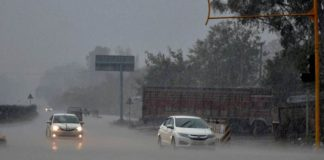 Heavy rains in Punjab other places till tomorrow evening