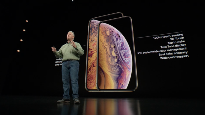 Apple unveils Three New iPhones: iPhone XR, XS, XS Max At $749, $999, $1,099