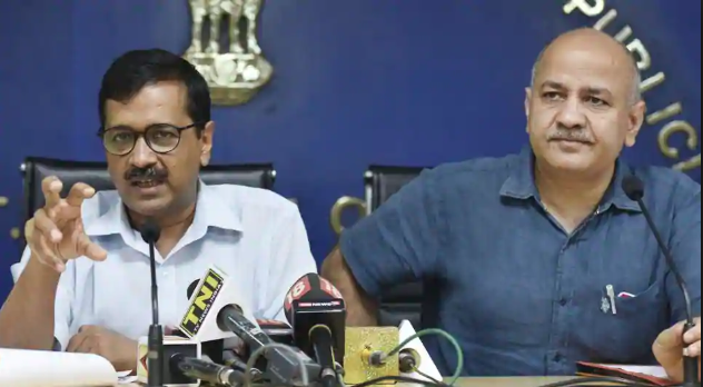 Kejriwal, Sisodia 'kingpins of criminal conspiracy': Charge sheet