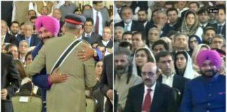 'Conduct in Pakistan not appreciated', says Sushma Swaraj to Navjot Sidhu