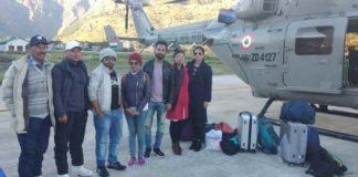HP: 45 IIT Students Stranded During Trek Rescued; 500 People Stranded