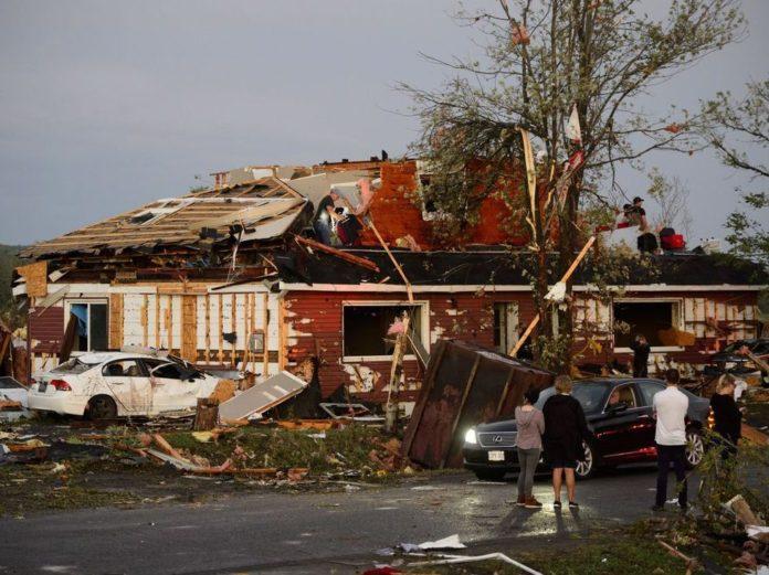 Twin Tornadoes Damage Dozens Of Homes In Ottawa-Gatineau Region