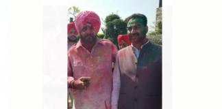 Navjot Sidhu's close associate Rajiv Babba arrested by CIA