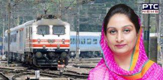 1 month concessional train travel for Guru Ravi Das ji birth anniversary celebrations: Harsimrat Badal