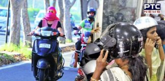 Home Ministry exempts Sikh women from wearing helmet in Chandigarh