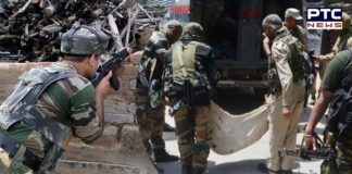 Militant killed in gun fight in south Kashmir's Pulwama district