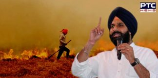 Punjab Stubble Burning Issue farmers favor Dotted SAD