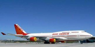 Air India crew member falls off aircraft, hospitalised