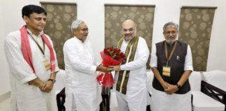 BJP, JD(U) will contest equal number of seats in Bihar LS polls, says Amit Shah