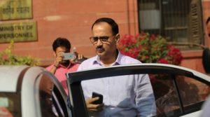 CBI Director Alok verma sent on leave