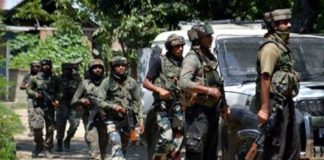 Encounter breaks out between security forces, militants in Sopore