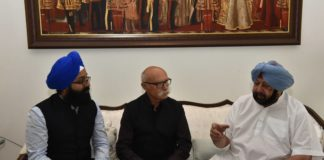 Gen Allard's sculpture to be installed in Amritsar