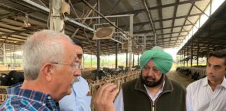 Israel's Punjabi community seeks Captain Amarinder's help for facilitating religious events