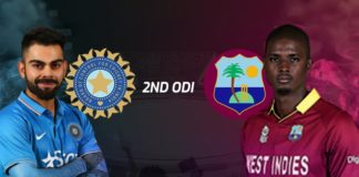 India vs West Indies 2nd ODI ends in a tie