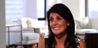 Nikki Haley resigns as US ambassador