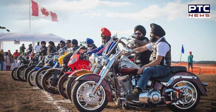 Ontario to exempt turbaned Sikhs from wearing a helmet while riding a motorcycle