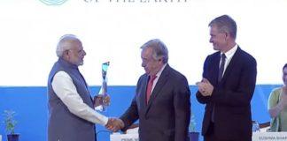 Climate, calamity linked to culture: PM Modi