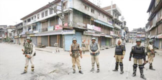 Separatist-sponsored strike disrupts normal life in Kashmir