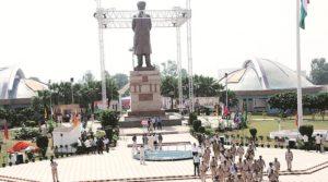 Statue of Sir Chhotu Ram
