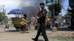 Taliban attack Afghan army base, killing 17 soldiers