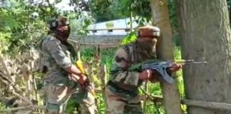 Two Hizbul militants killed in encounter in north Kashmir