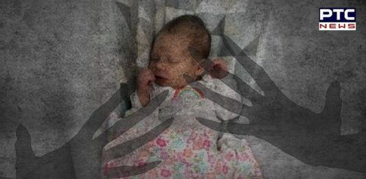 Two-week-old baby in serious condition 'after being raped'