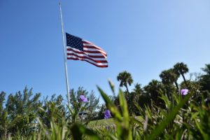 US flags to be flown at half-staff after synagogue shooting: Trump