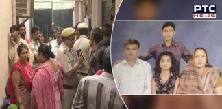 delhi accident murder 3 family member