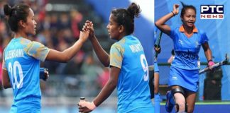 youth Olympic indian women hockey team hockey semifinal ticket