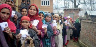 Jammu And Kashmir Urban Local Body Voting Continuar