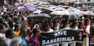 Ready to commit suicide if women enter Sabarimala Temple: Kerala unit of Shiv Sena