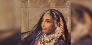 Maharani Jind Kaur necklace lakh pounds london auction