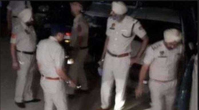 Jalandhar maksuda police station bombing case 2 Arrested