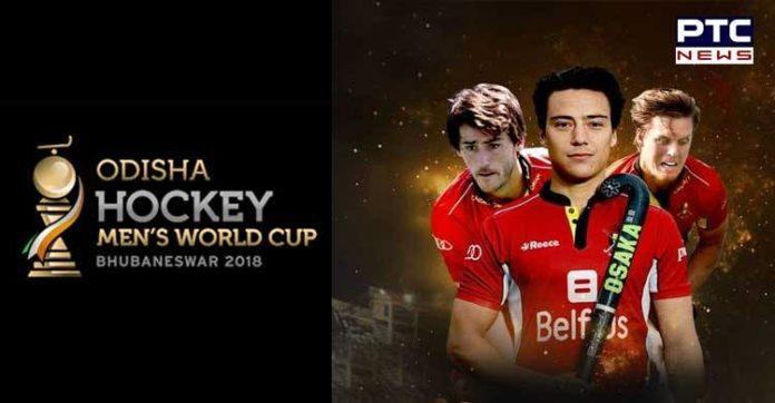 Odisha Hockey Men