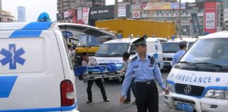 5 killed, 18 injured as car rams into students in China