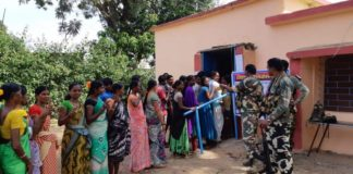 70 per cent turnout in first phase of Chhattisgarh polls