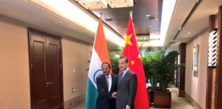 Doval, Wang hold India-China border talks