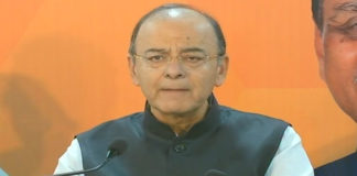 Jaitley to release BJP manifesto today in Rajasthan