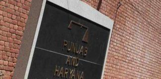 Punjab & Haryana High Court