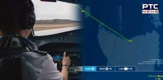 Pilot misses destination in Australia on Tuesday