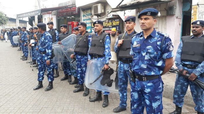 SGPC General sessions strong security Permanent Force posted