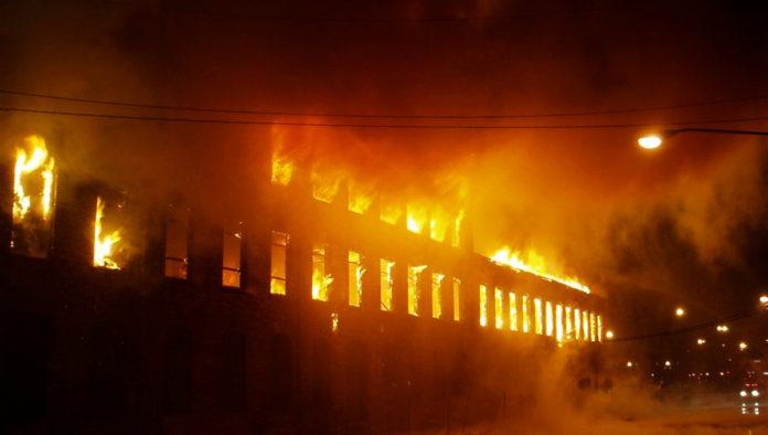 Himachal: Baddi Kishanpura area factory terrible fire