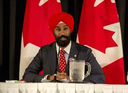 Canada Brampton Liberal MP Raj Grewal Resignation
