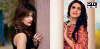 Punjabi model and actress Himanshi Khurana Today Birthday