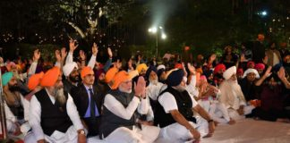 Sukhbir Badal expresses gratitude to PM for standing by Sikhs